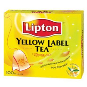 立頓黃牌精選紅茶 100入/盒